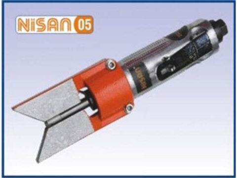 NIS-05 Aparat pentru frezat colt exterior PVC - foto01