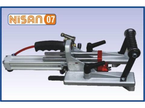 NIS-07 Aparat pneumatic pentru debavurat PVC - foto01