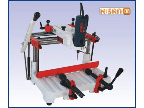 NIS 08 Pantograf portabil pentru PVC si aluminiu - foto01