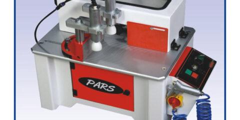 NIS-10 Masina portabila pentru frezat montanti PVC si aluminiu - foto01