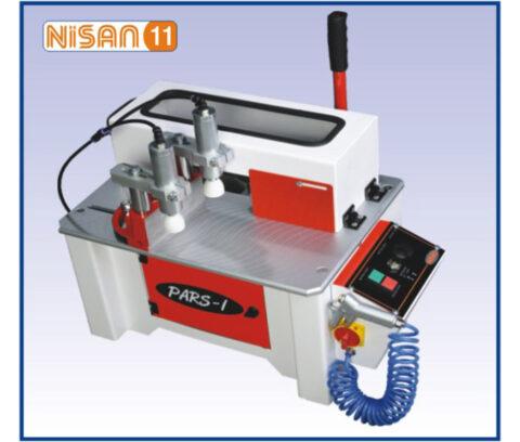 NIS-11 Masina portabila pentru frezat montanti PVC si aluminiu, manuala - foto01