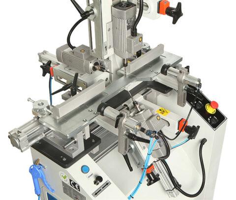 OMRM-116 Masina pentru gauri drenaj cu 3 motoare - foto02
