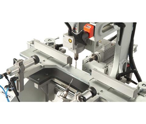 OMRM-116 Masina pentru gauri drenaj cu 3 motoare - foto03