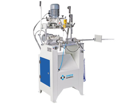 OMRM-117 Pantograf pentru PVC si aluminiu cu 2 motoare foto01