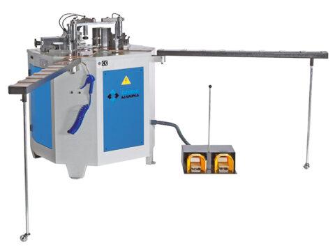 OMRM-136 Masina de sertizat profile aluminiu - foto01