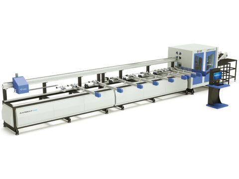 RAPIDCUT-500 Centru CNC pentru prelucrari profile - foto01