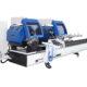 OMRM-133 PRO Masina de debitat aluminiu la 2 capete lame 600 - foto01