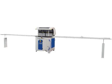 OMRM-125 PRO - Masina automat de debitat profile PVC si aluminiu, lama 600 mm - foto01